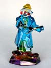 Murano Art Glass Clowns - 8516